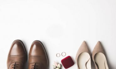 Wedding theme | Wedding shoes & rings